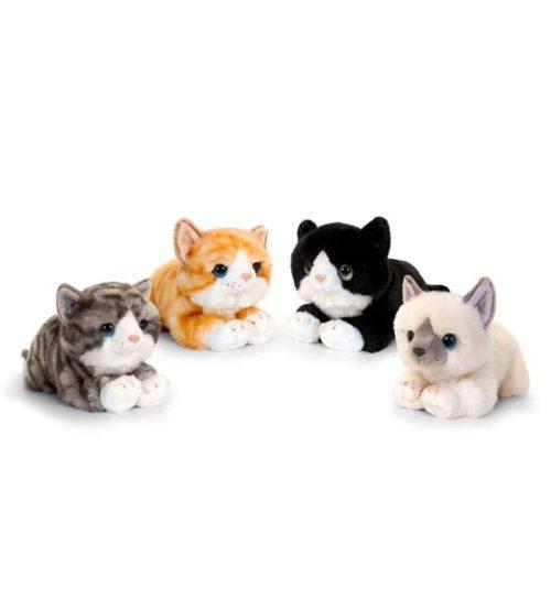 25cm Signature Cuddle Kittens