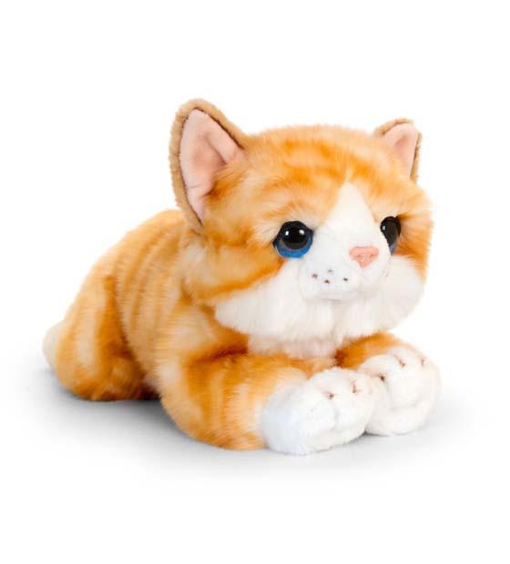 32cm Signature Ginger Cuddle Kitten