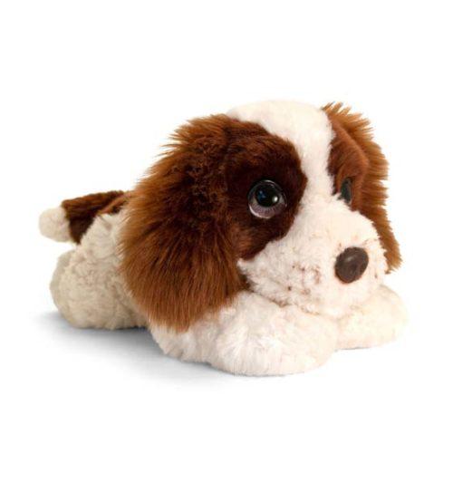 32cm Signature Cuddle Puppy Springer Spaniel