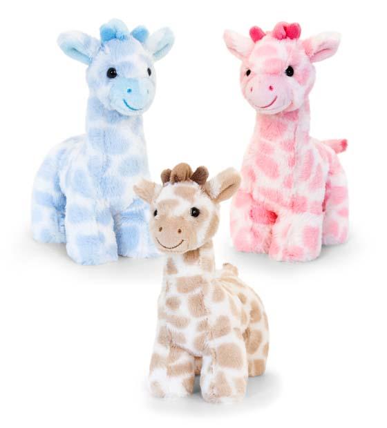 18cm Snuggle Giraffe