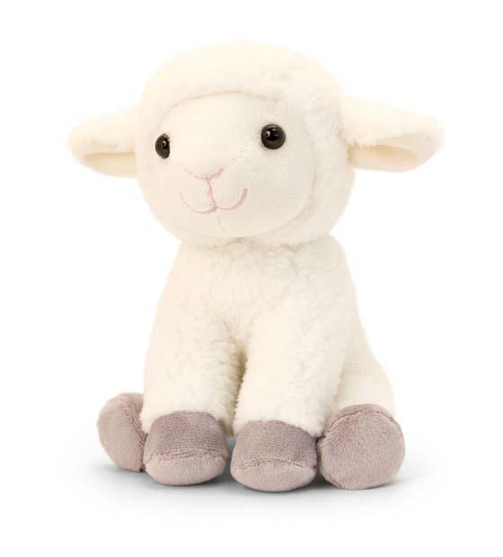 20cm Sitting Sheep