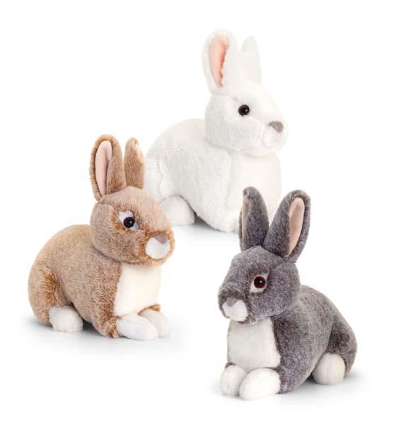 20cm Sitting Rabbit