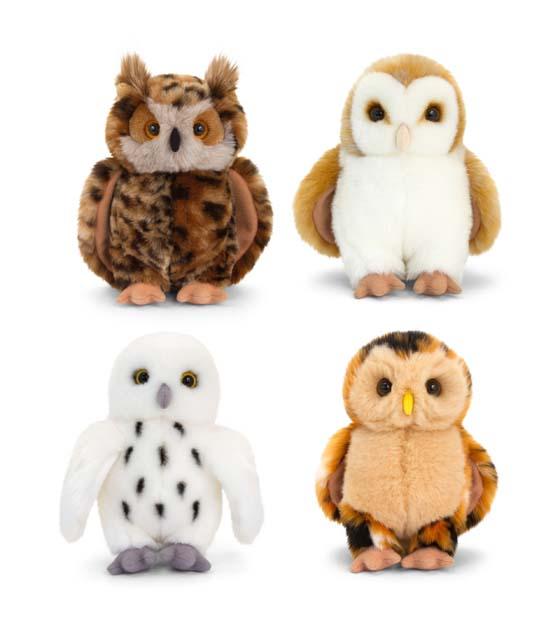 28cm Owls
