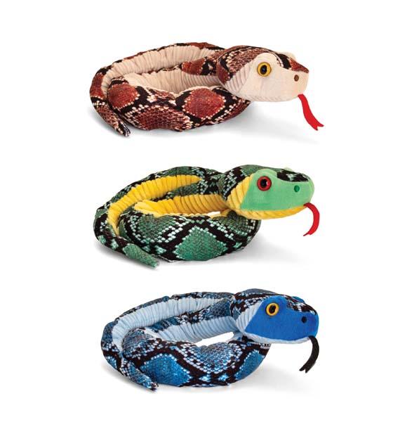 100cm Coiled Snake